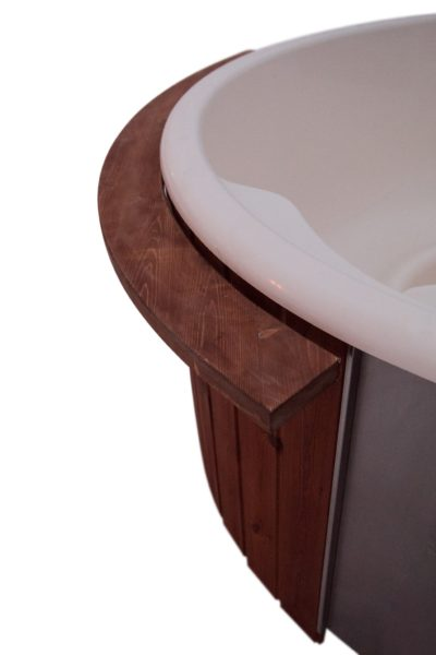 hot tub dranken plateau thermowood