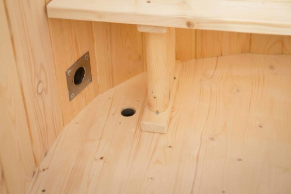 hot tub ofuro hout interieur