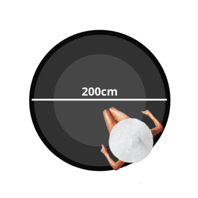 Hot tub Hansomn 200cm