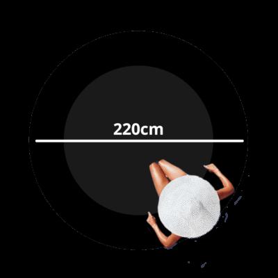 Hot tub Hansomn 220cm
