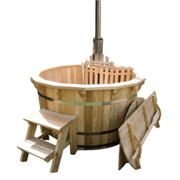 Hot tub hou lariks