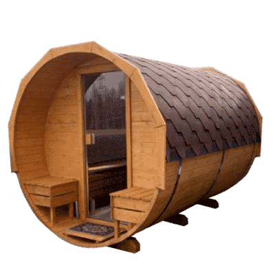 Sauna barrel thermowwod