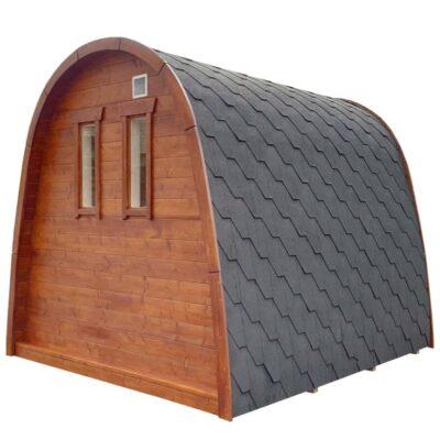 sauna pod geolied kleine ramen